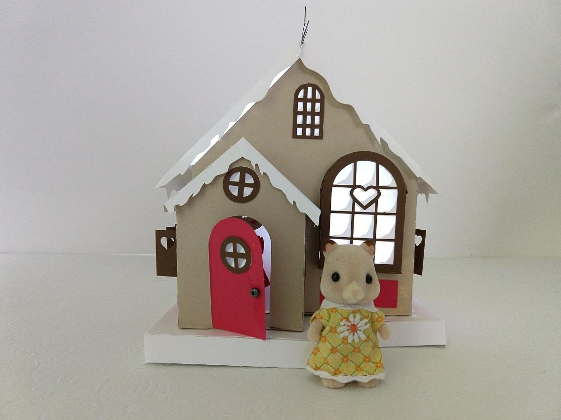 Dce 1 - Maker Heart Cottage